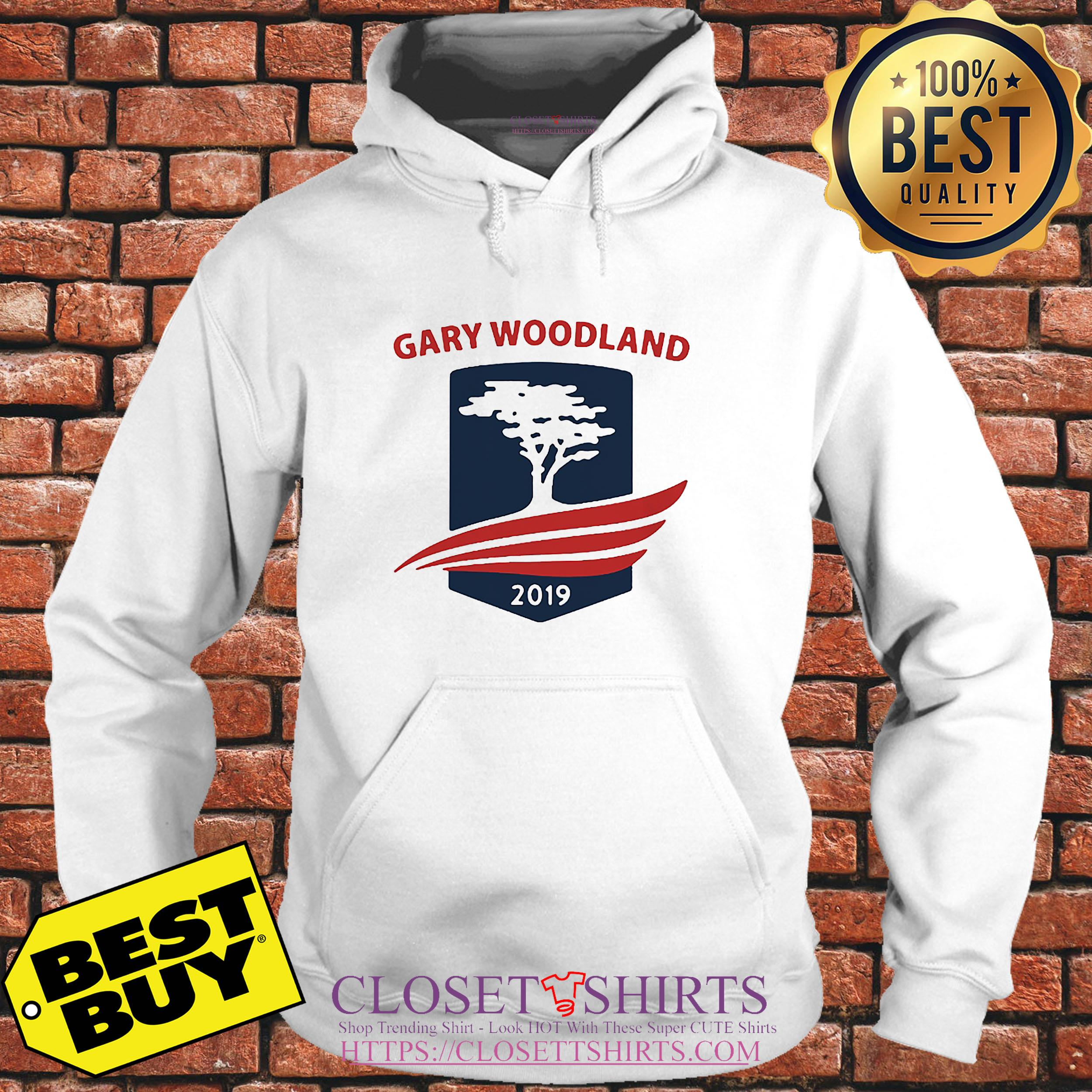 Official Gary Woodland 2019 hoodie