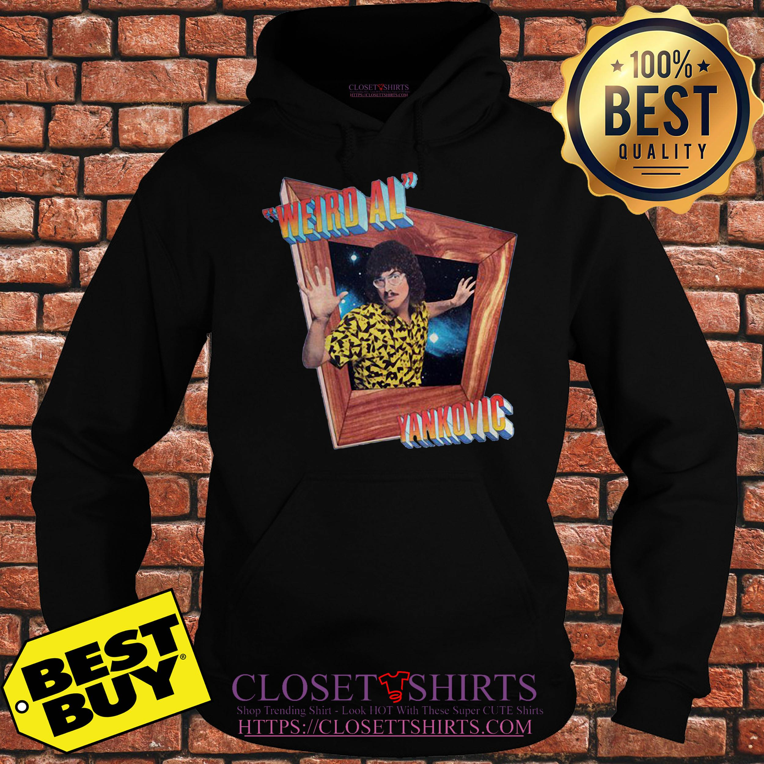 Dustin Weird Al Yankovic Stranger Things hoodie