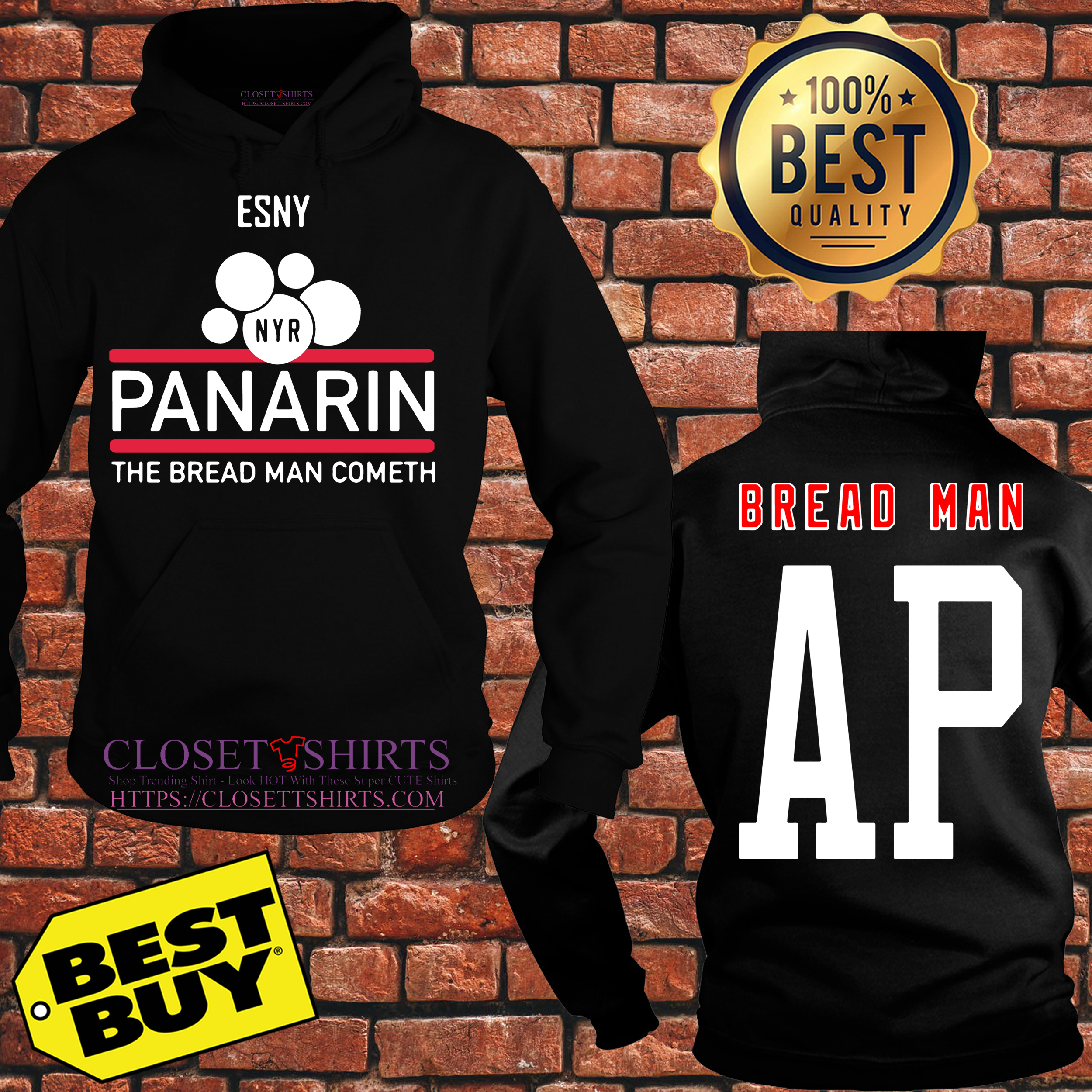 New York Rangers Artemi Panarin Sny Panarin The Bread Man Cometh hoodie