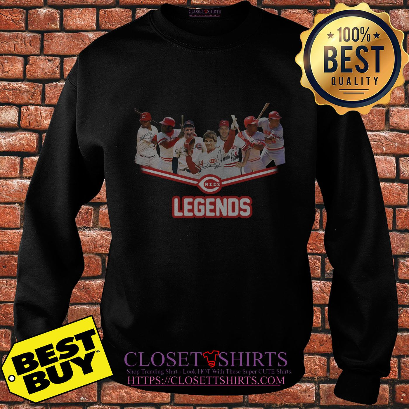 Cincinnati Reds Legends sweatshirt