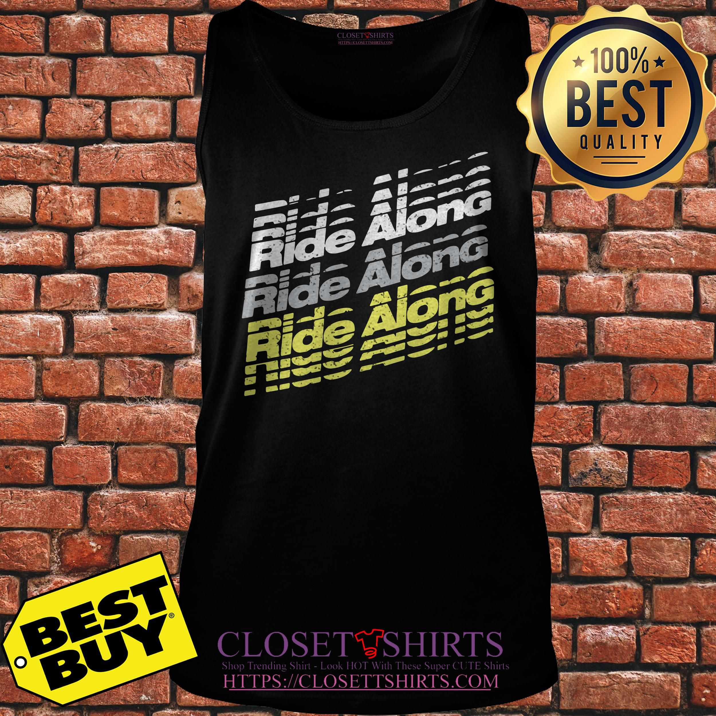 Ride Along Movie Giveaway tank top