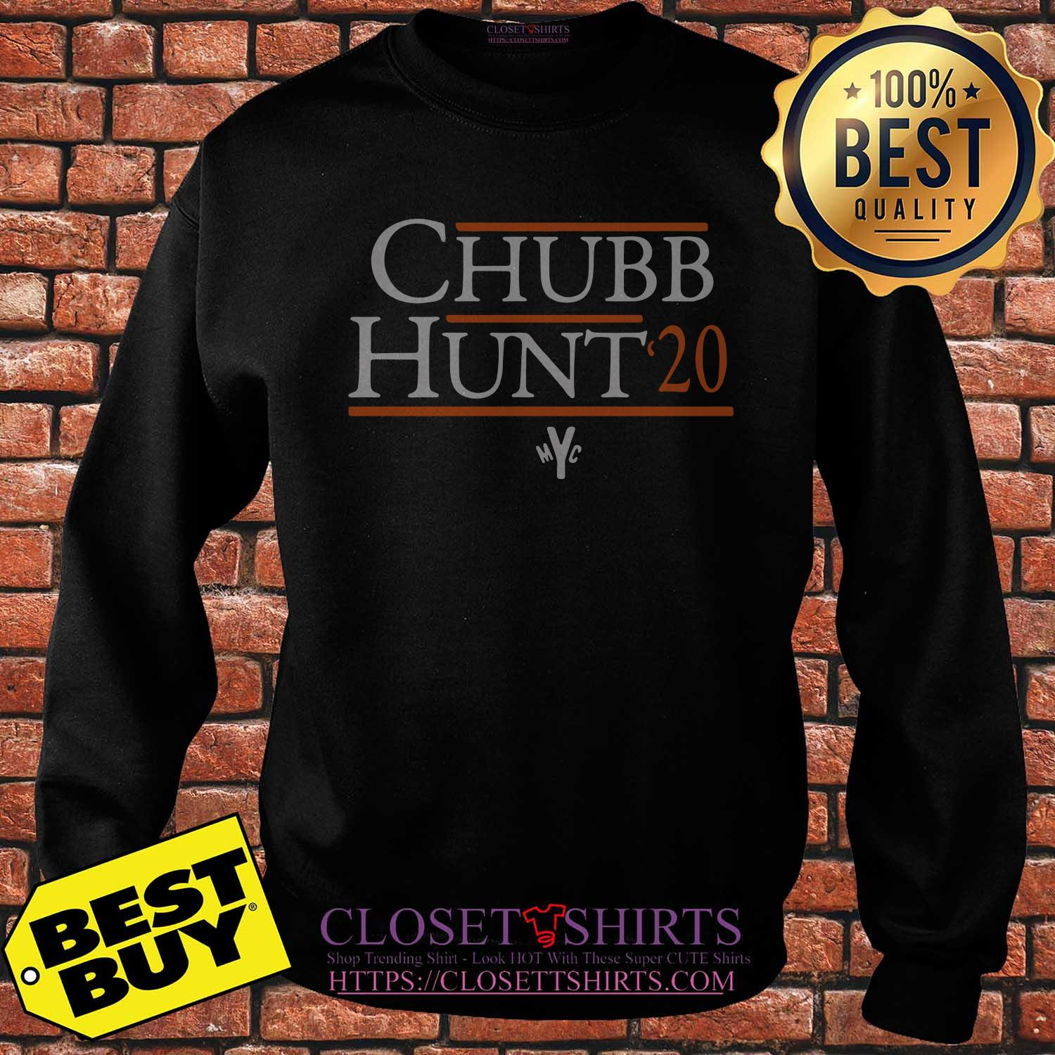 Cleveland Browns Nick Chubb Hunt 20 sweatshirt