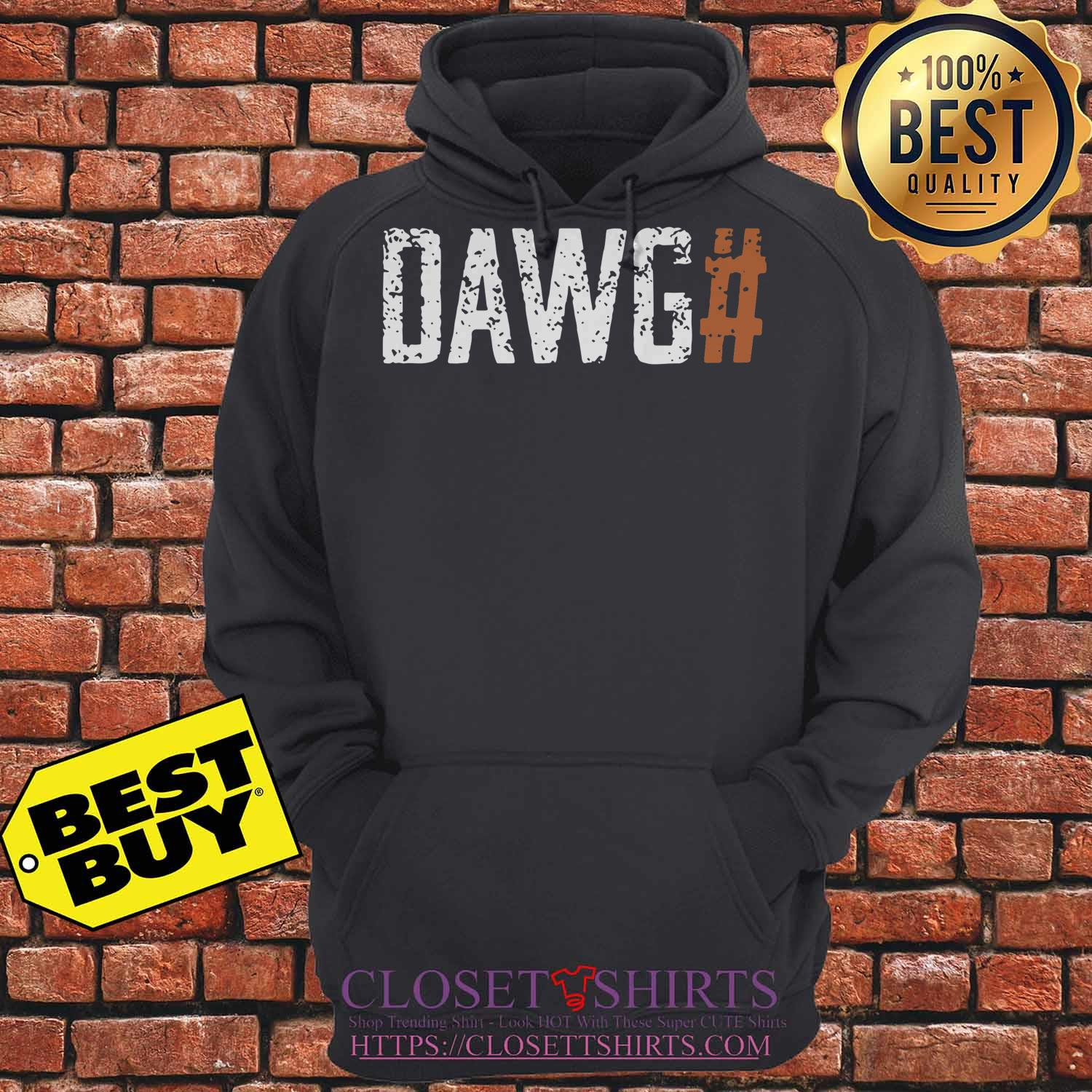 Official Cleveland Browns Dawg# hoodie