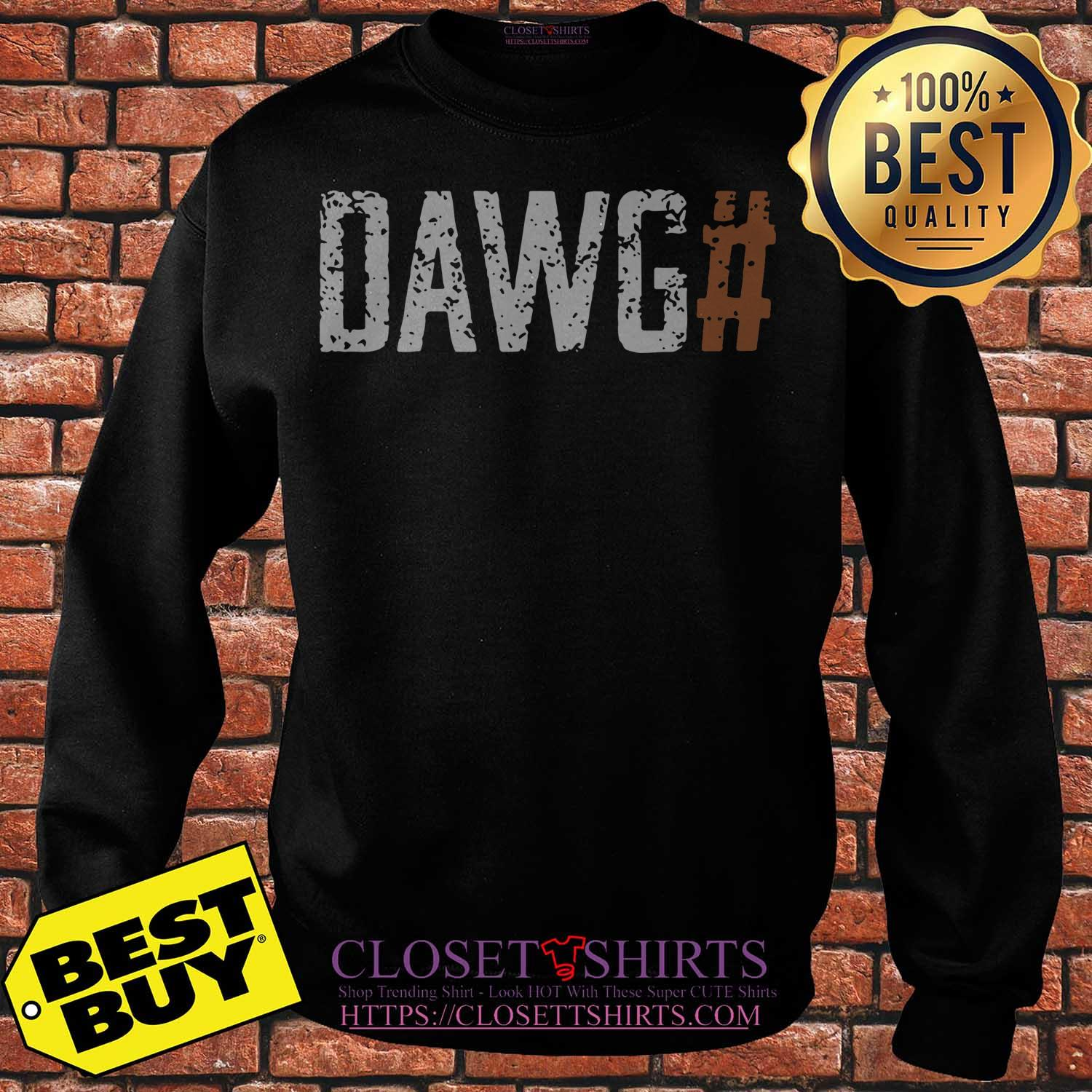 Official Cleveland Browns Dawg# sweatshirt