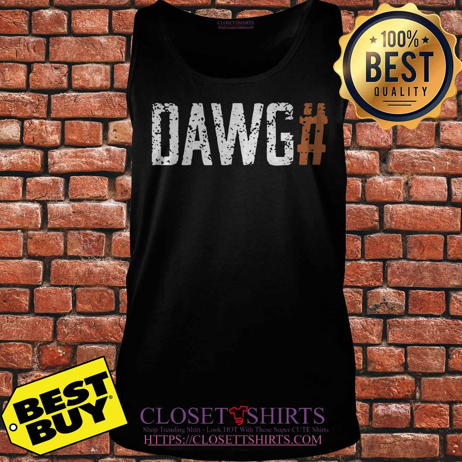Official Cleveland Browns Dawg# tank top