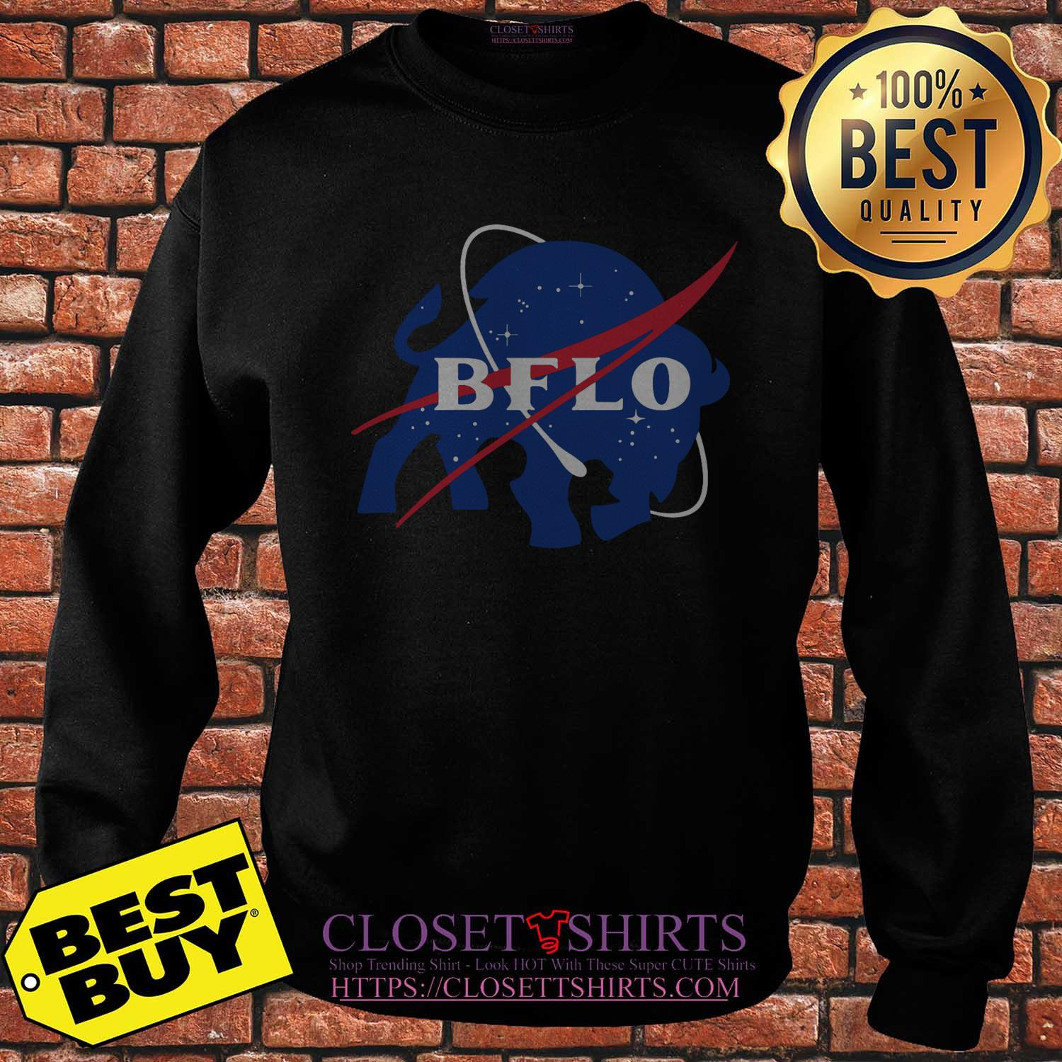 Bflo Buffalo Out Of This World sweatshirt