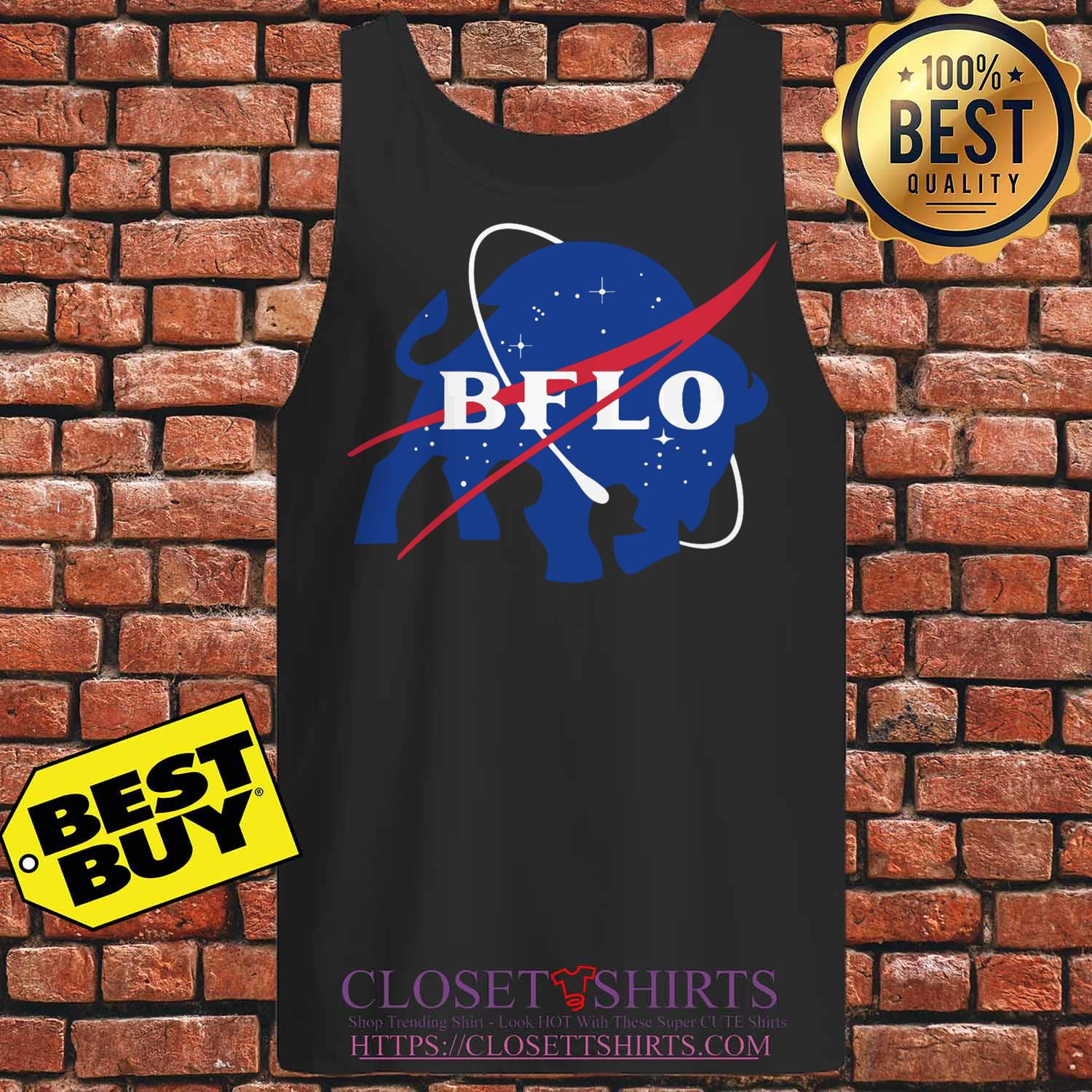 Bflo Buffalo Out Of This World tank top