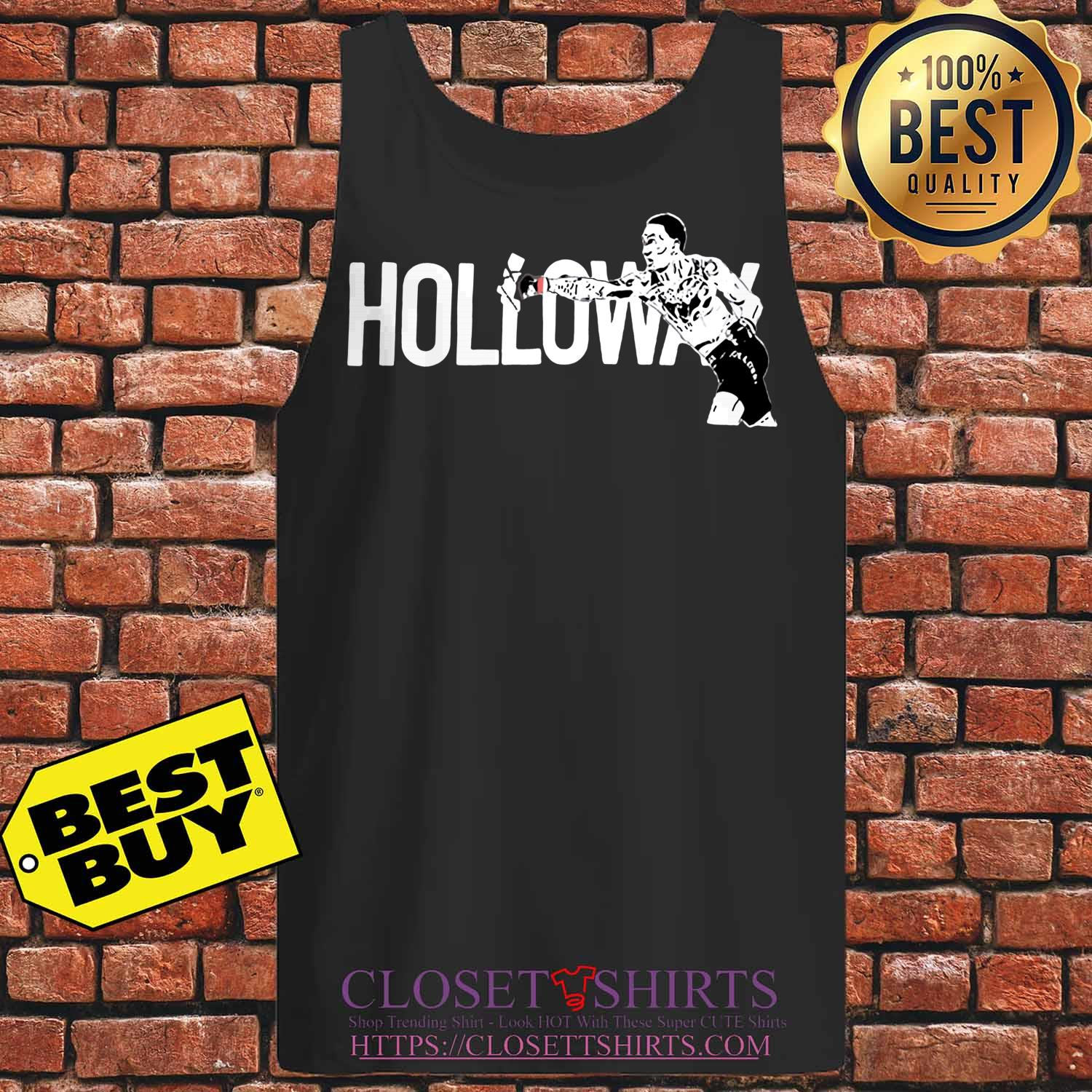 Memphis May Fire Hollow Tank Top