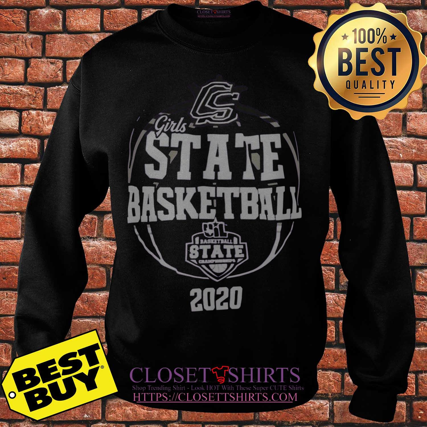 Cs Girls State Basketball 2020 Sweater