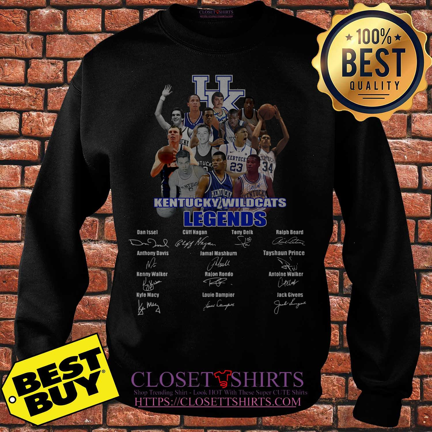 Kentucky Wildcats Legends Signature Sweater