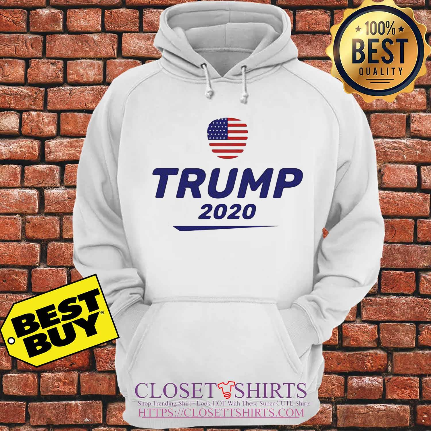 This unique Trump 2020 The us American flag s Hoodie