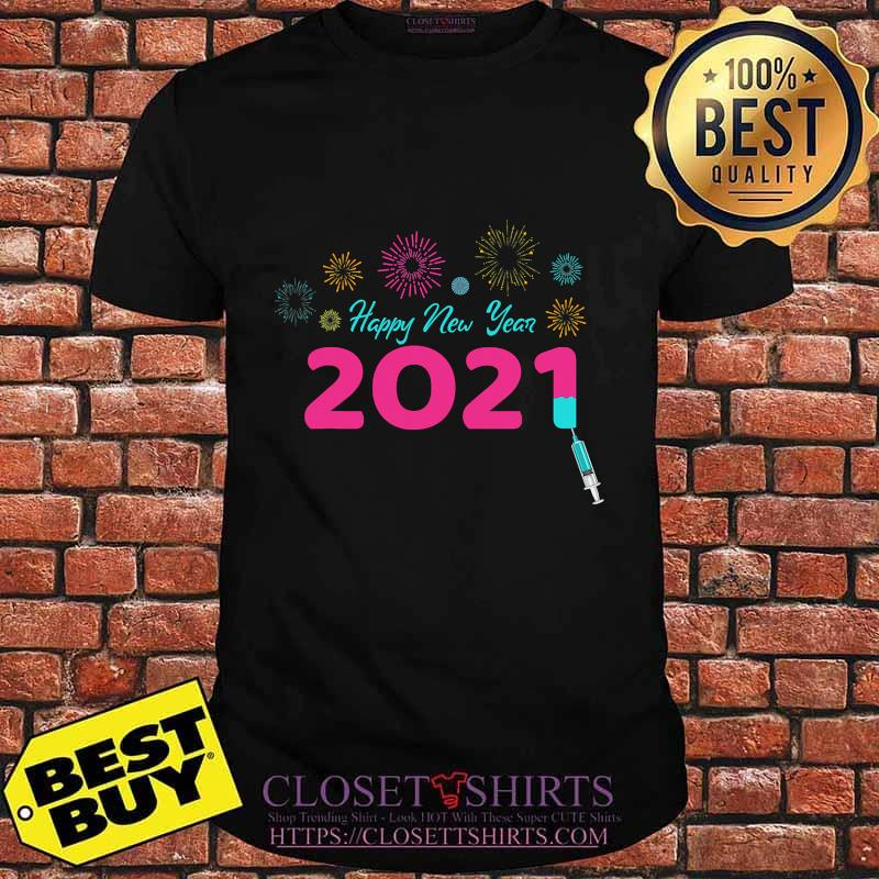 Happy New Year 2021 Mask Shirt