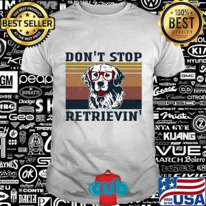 don t stop retrievin dog vintage shirt Unisex 300x300 - Cubtee shop - Trending and funny Merchandise shop in the USA