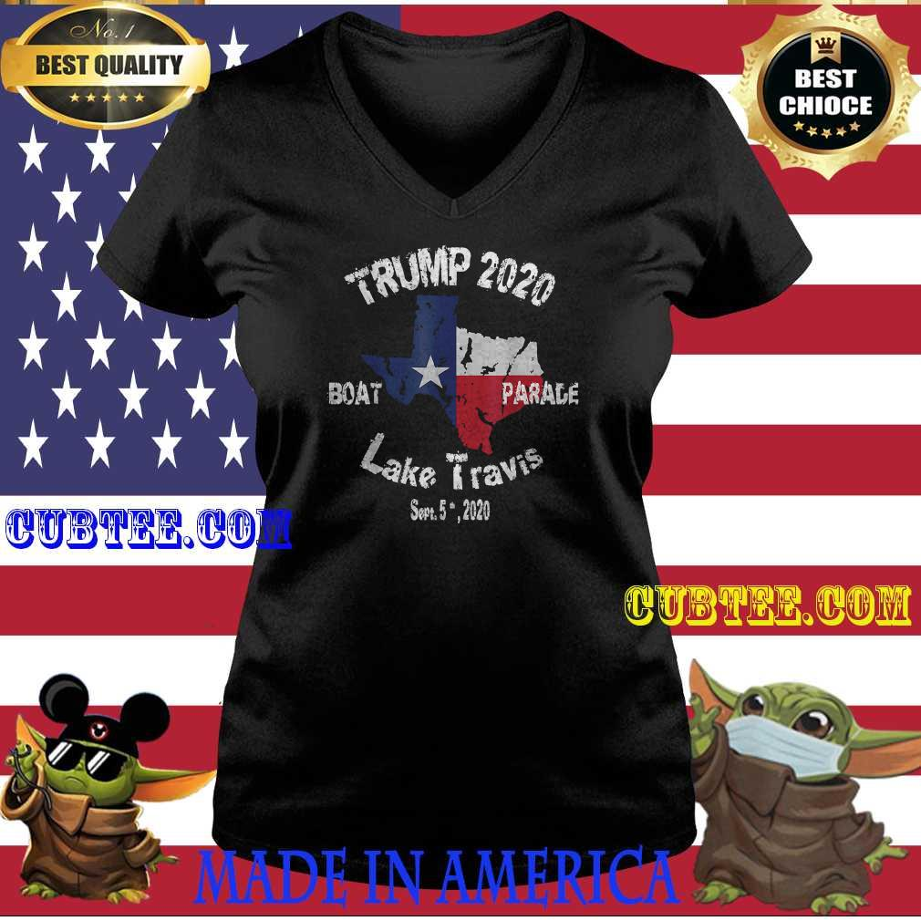 Best Trump Lake Travis 2020 Boat Parade shirt