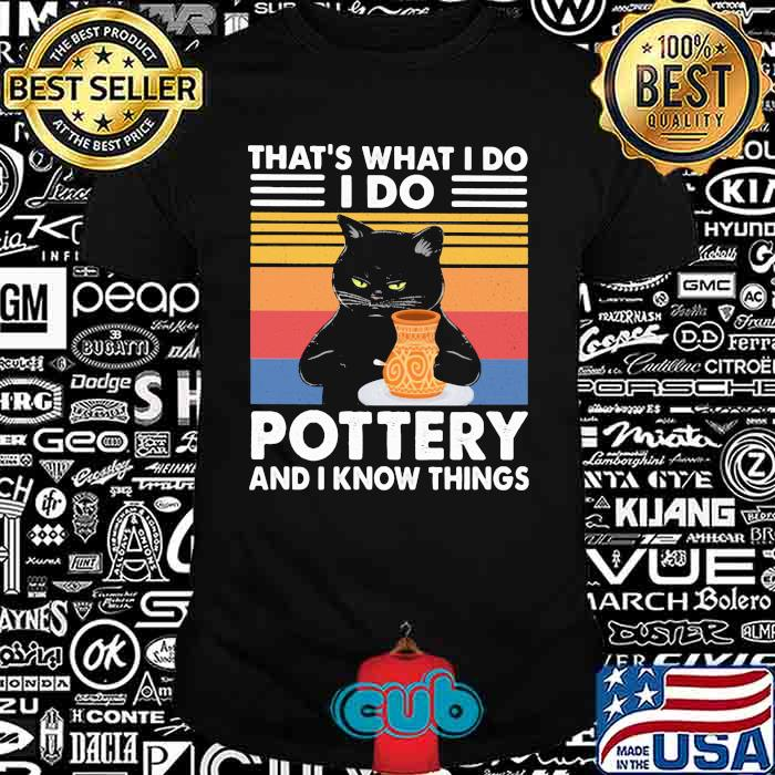 That's What I Do I Go Mountain Climbing And I Know Things Cats The Forest Vintage Shirt