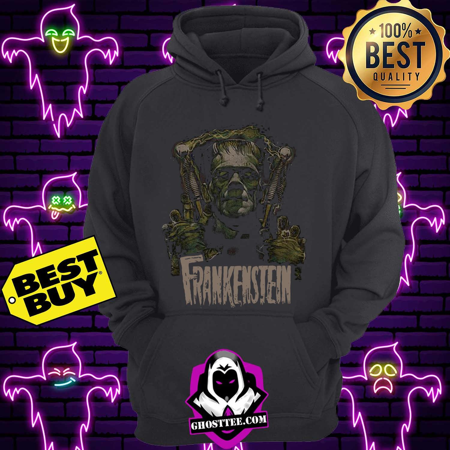 official frankenstein halloween hoodie - Official Frankenstein Halloween shirt