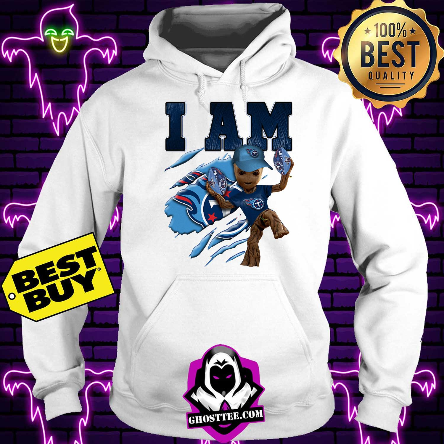 tennessee titans i am groot hoodie - Tennessee Titans I am Groot shirt