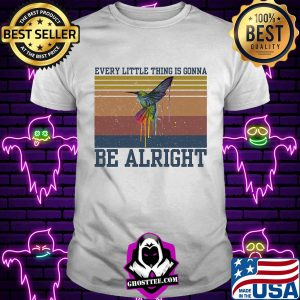 every little things is gonna be alright birth vintage shirt Unisex tee 300x300 - Home