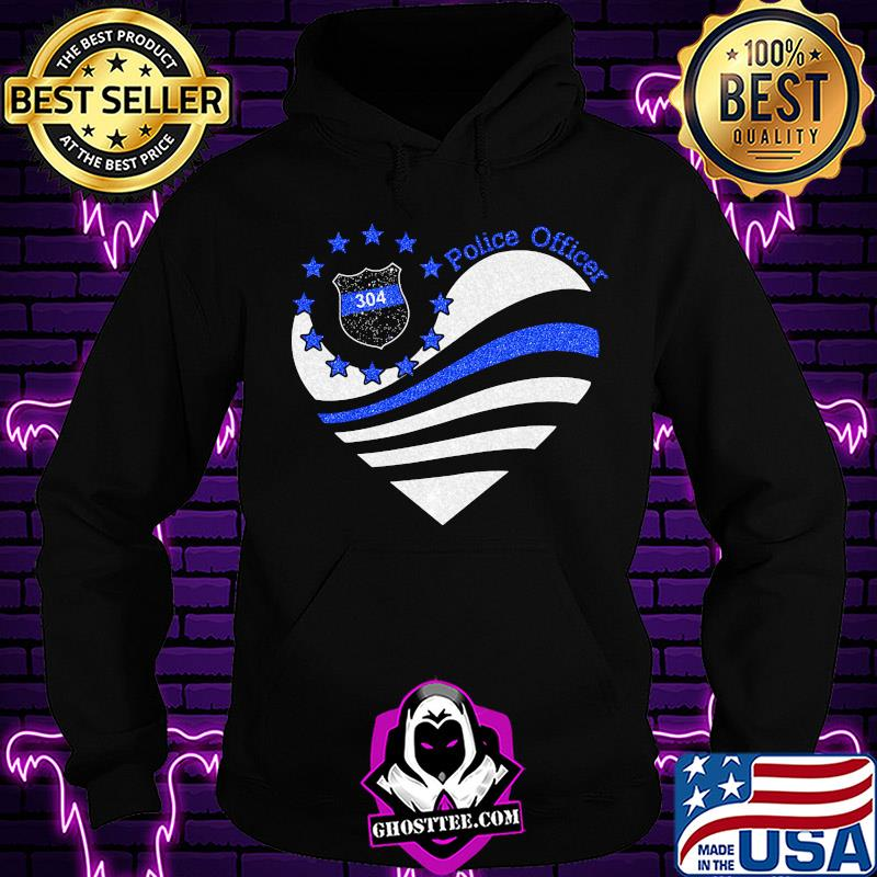 d31557c8 police officer 304 heart shirt hoodie - Home