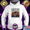 I Am A Female Vetteran I Don't Have An Inside Vuice Just A Mouth With No Filter Lips Shirt