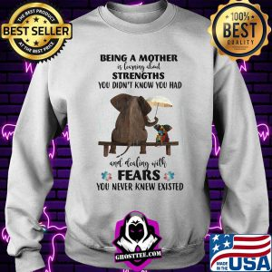 7538cae1 being a mother is learning about strengths you didn t know you had and dealing with fears you never knew existed shirt sweater 300x300 - Home