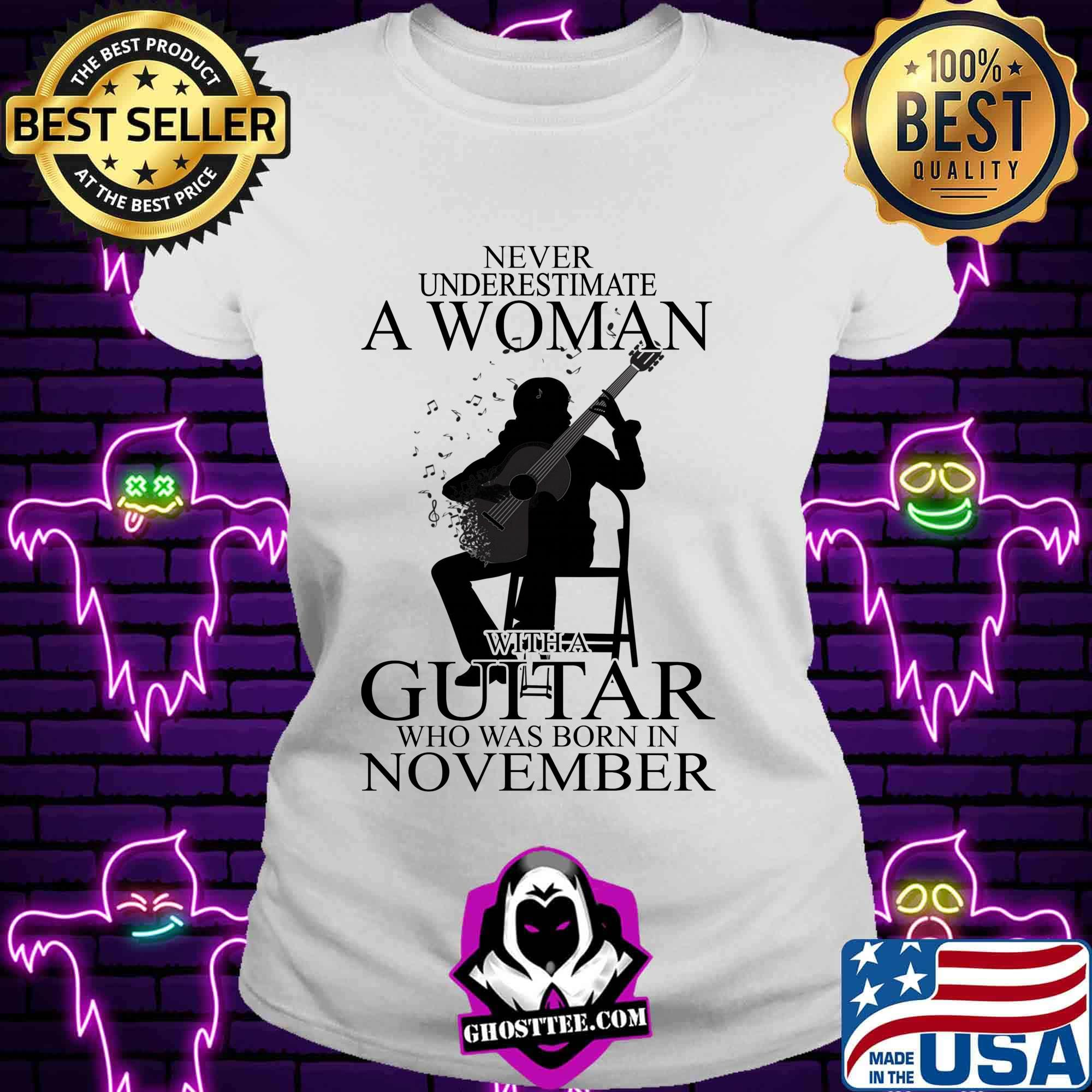 Never underestimate a woman with a hiking who was born in december shirt