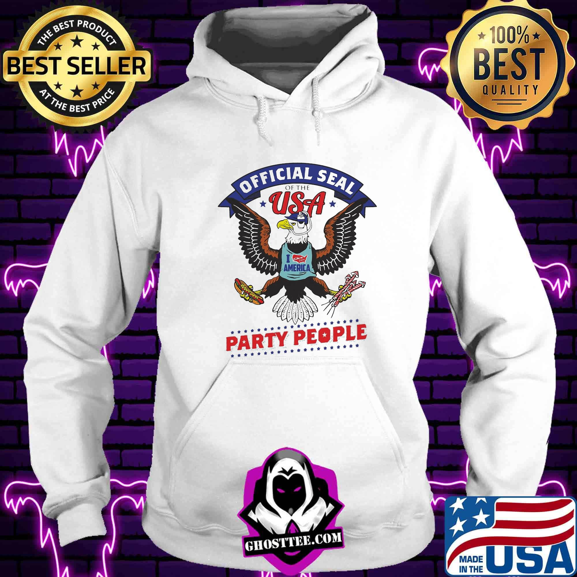 b70b480a official seal usa party people eagle shirt hoodie - Home