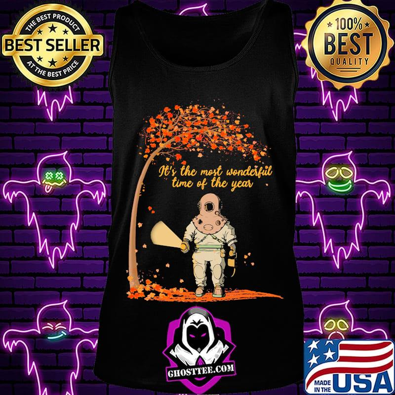 It's The Most Wonderful Time Of The Year Astronaut Shirt