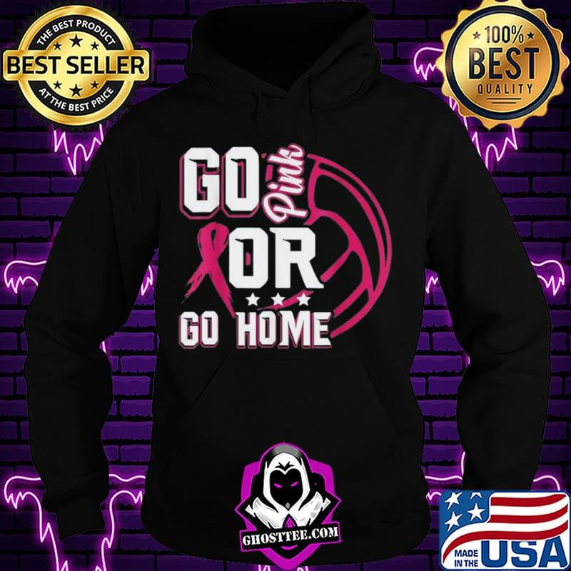 4a7b25e8 volleyball pink ribbon breast cancer warrior awareness gift t shirt hoodie - Home
