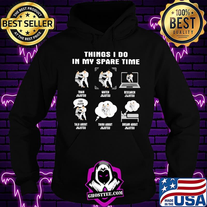 5b6e92c5 things i do in my space time jujutsu shirt hoodie - Home