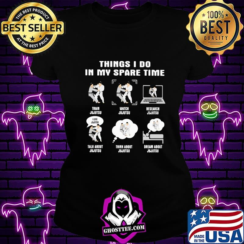 a8d55369 things i do in my space time jujutsu shirt ladiestee - Home