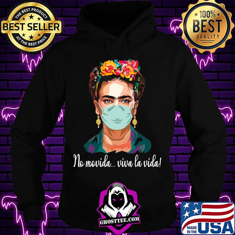 aa685755 retro frida shirt kahlo quotes funny mexican lottery gifts t shirt hoodie - Home