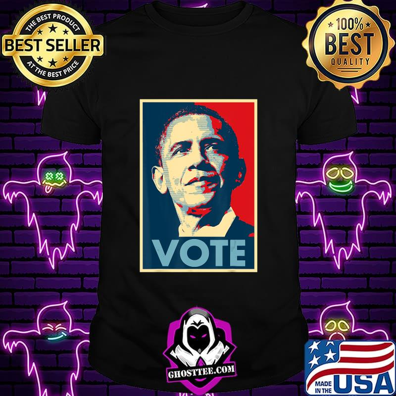 Obama – Don't Boo Vote – Vote T-Shirt