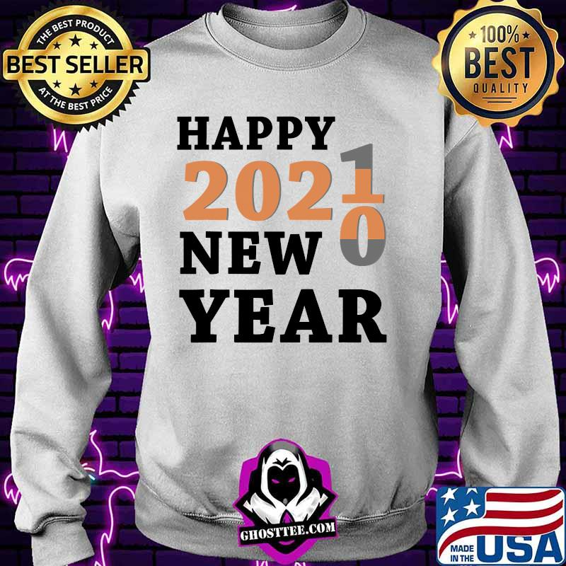 5438301d official happy new year 2020 2021 shirt sweater - Home