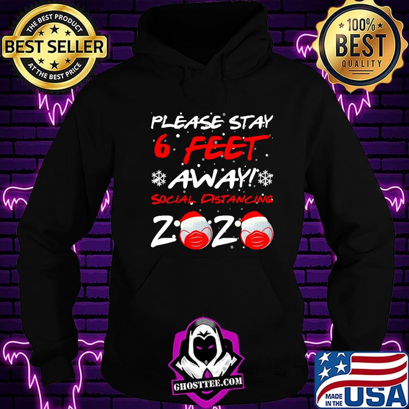 6a96adfc please stay 6 feet golf in mask social distancing 2020 wear mask shirt hoodie - Home