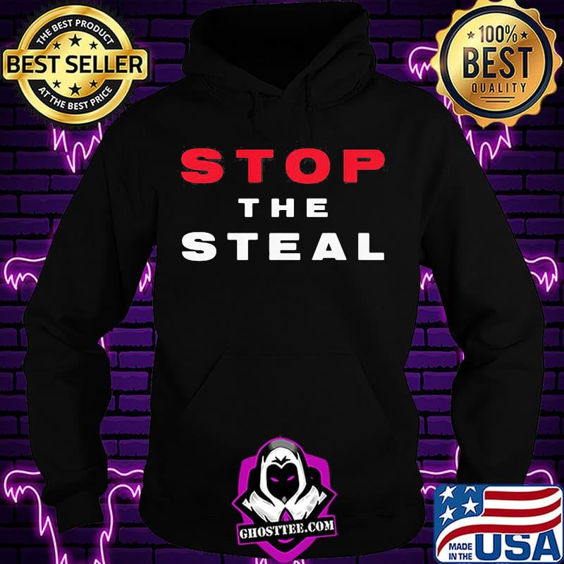 Stop The Steal Election Shirt