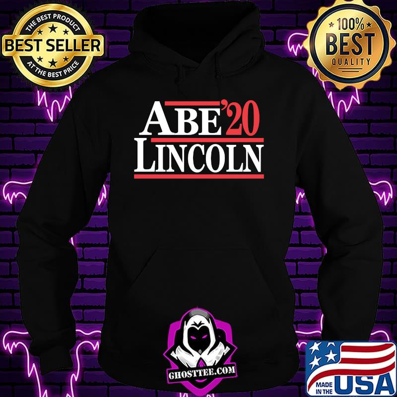 de485498 official abe lincoln 2020 shirt hoodie - Home