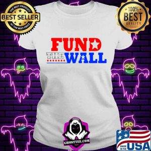 Fund the wall 2021 V-neck