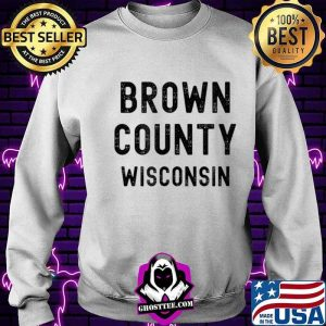 Brown County Wisconsin Sweater