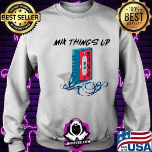 BEST OF 1961 Mix Things Up MixTape Vintage Retro Birthday Sweater
