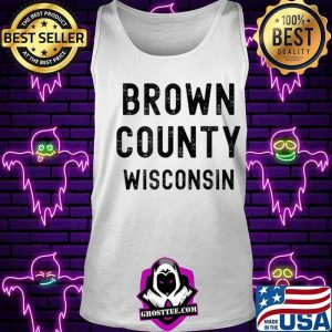 Brown County Wisconsin Tank top