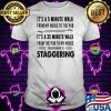 I'm Telling You I'm Not A Dog My Mom Sad I'm A Baby My Mom Is Always Right Dog Lepoard Vintage Shirt