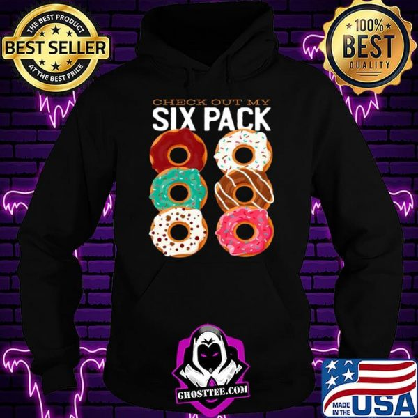Check Out My Six Pack Dunkin Donuts 2021 shirt