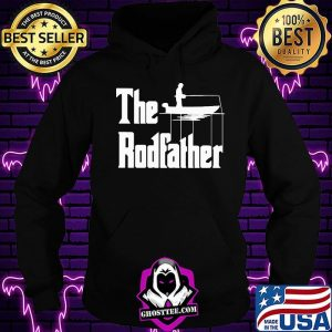 Official The rodfather Fishing Shirt
