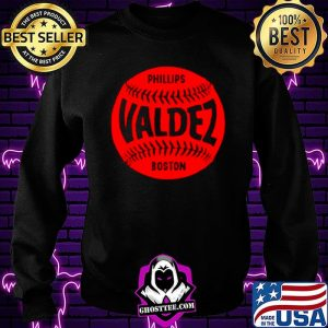 Boston Baseball Phillips Valdez Sweatshirt