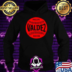 Boston Baseball Phillips Valdez Hoodie