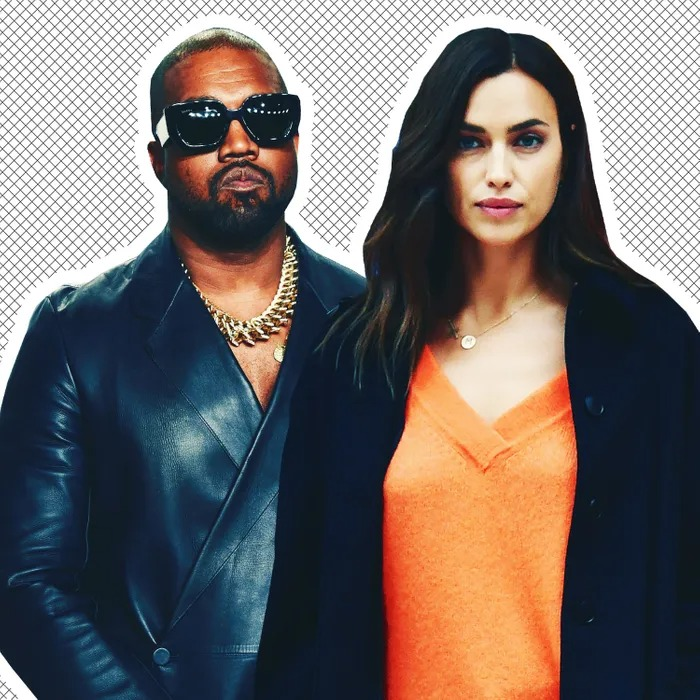 4ebb34dd kanye west and irina shayk might be a thing now - Kanye West and Irina Shayk Might Be a Thing Now?