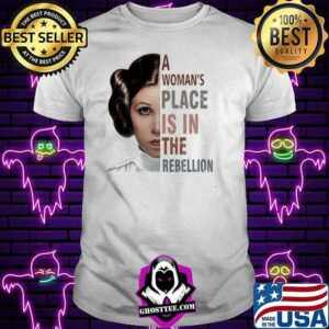 a woman s place is in the rebellion shirt Unisex tee 300x300 - Home
