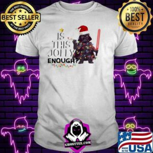 is this july enough star war christmas shir Unisex tee 300x300 - Home