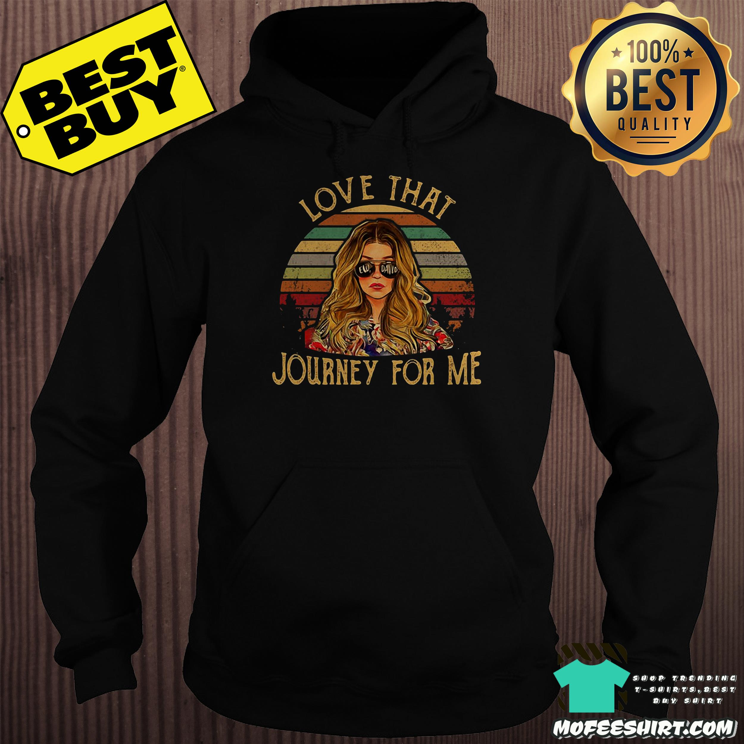 4 1 - Ew David love that Journey for me vintage shirt